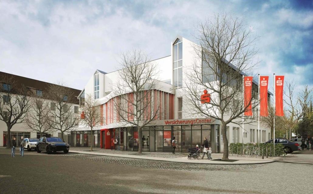 KSK Beratungscenter Weinsberg außen