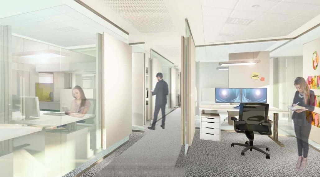 KSK Beratungscenter Weinsberg Arbeitsplätze