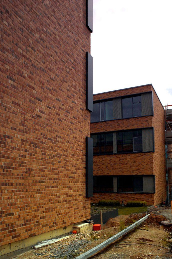 G6H41348 Fassadendetail