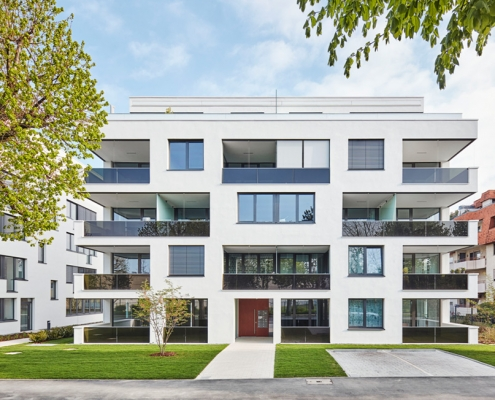 Neubau Lerchenhof Heilbronn