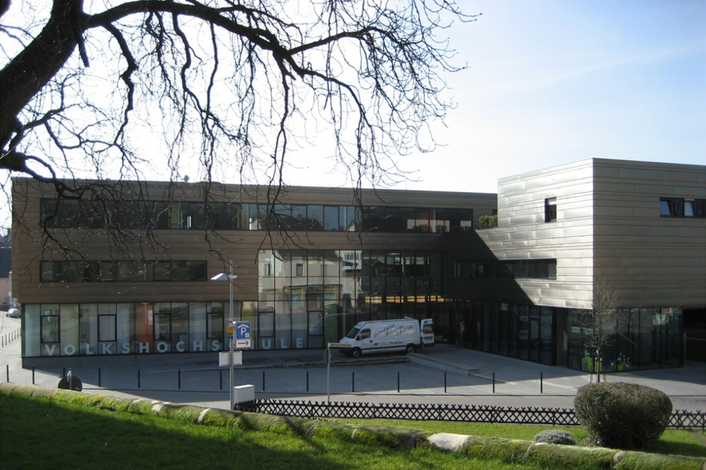Neubau Volkshochschule Neckarsulm
