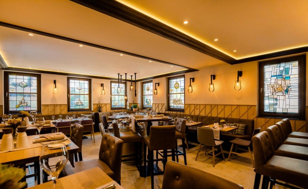 Neues Tor Restaurant Schlotzerstube