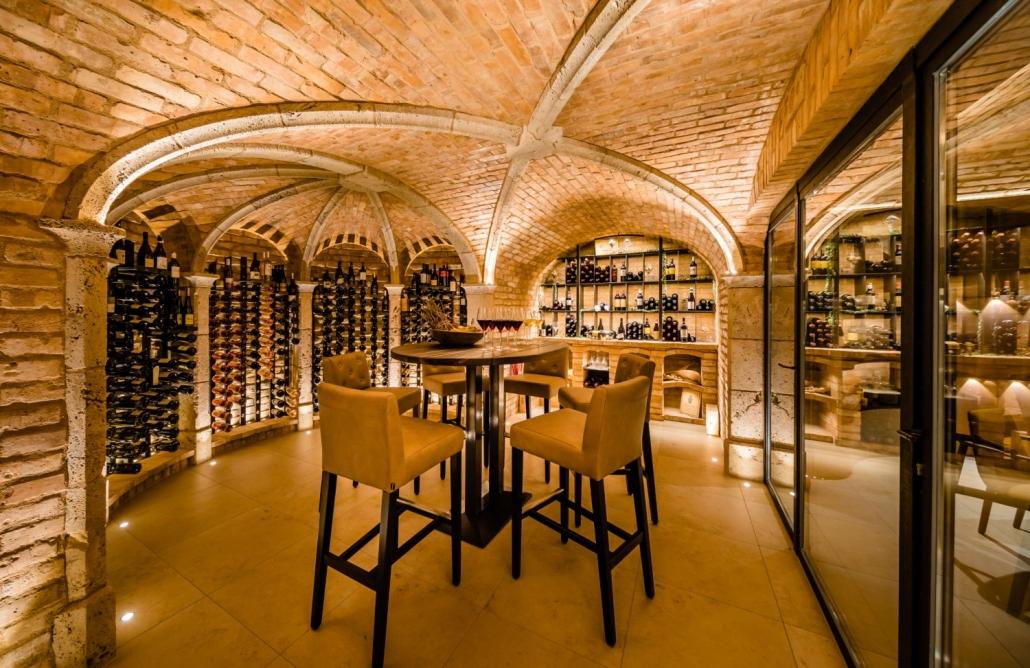 Neues Tor Weinlager